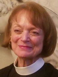 Rev Eileen Weglarz, Vicar